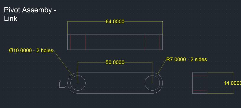 i. AutoCAD Pivot Link