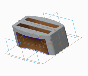 e. Toaster - Surface Model